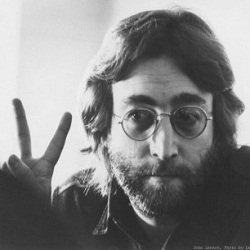 Peace Sign...John Lennon