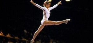 ΝΑΝΤΙΑ ΚΟΜΑΝΕΤΣΙ η πρώτη γυμνάστρια στην ιστορία των Ολυμπιακών που πέτυχε το απόλυτο 10