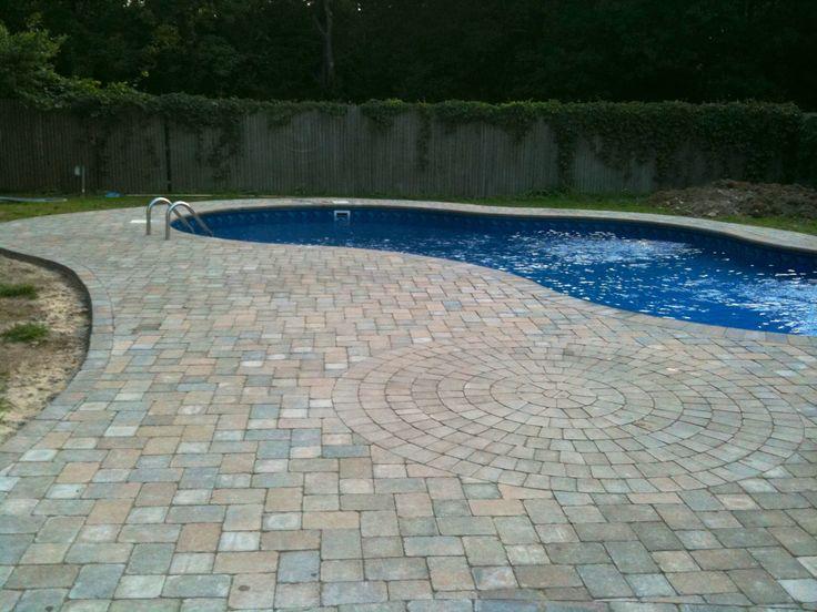 how to clean cambridge paving stones