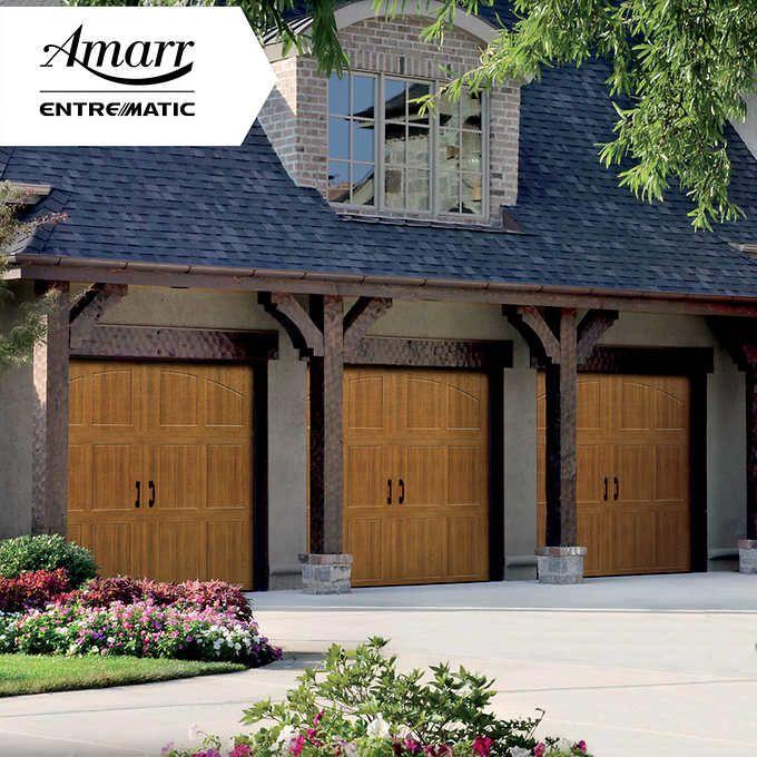 Amarr Custom Garage Doors Garage Door Styles Garage Door Types