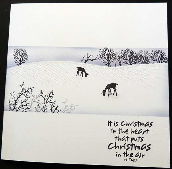 Hand-made Greetings Cards and Craft Projects made using Clear Stamps and Craft products More