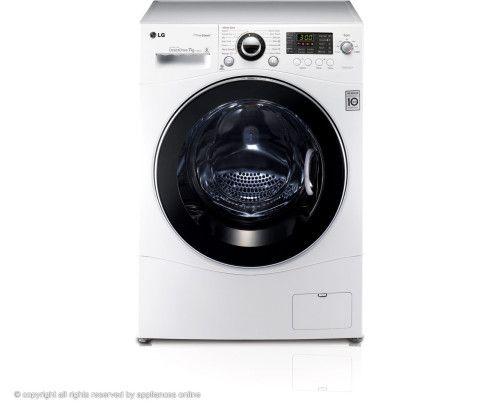 LG F1480QDS Elöltöltős mosógépek
