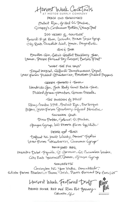 41 best handcrafted cocktails motor supply images on for Motor supply co menu