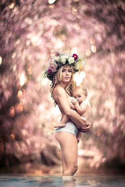 Photo: Courtesy of Ivette Ivens #refinery29 http://www.refinery29.com/2015/06/89486/breastfeeding-photography#slide-6