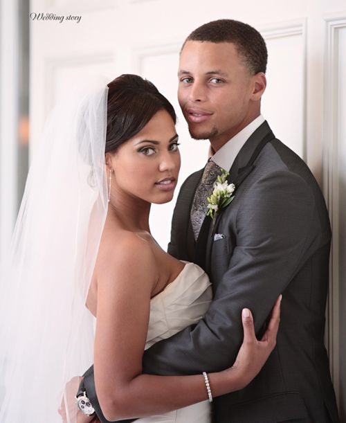 Black Love. Power CouplesStephen CurryWedding IdeasWedding RingsPromise ...
