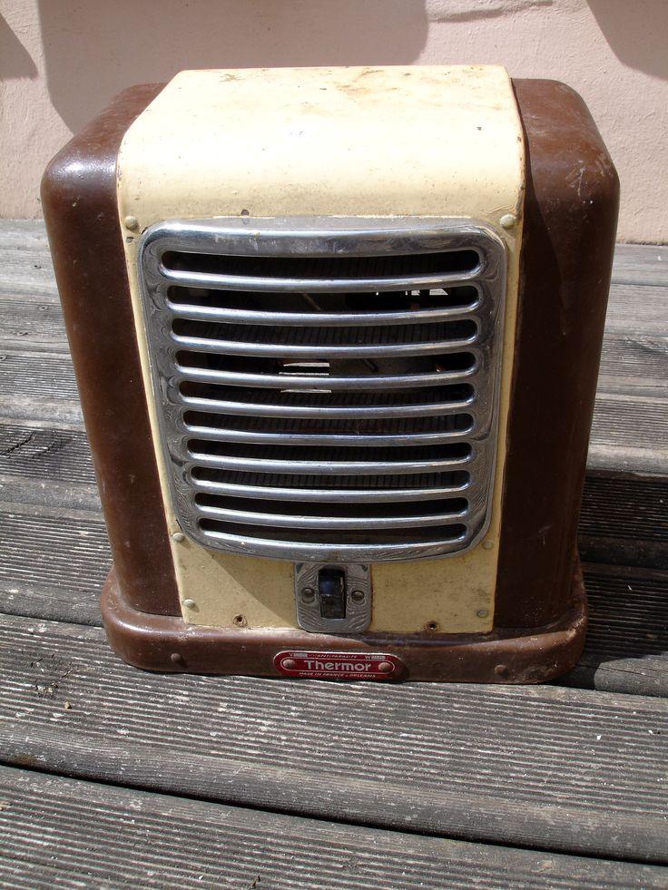 les 62 meilleures images du tableau radiateurs electriques vintage sur pinterest radiateur. Black Bedroom Furniture Sets. Home Design Ideas