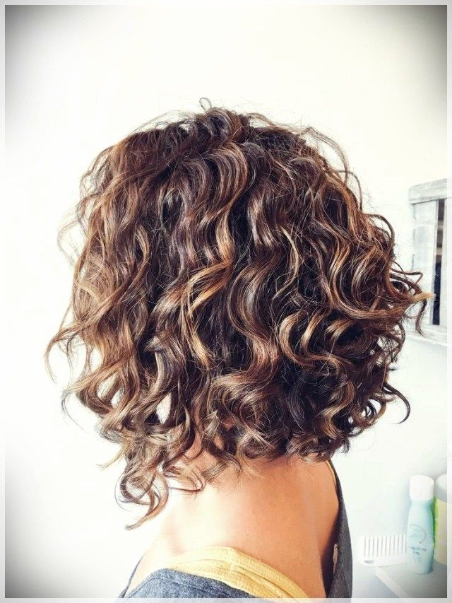 Curly Or Wavy Haircuts 2019 Curly Hair Styles Colored