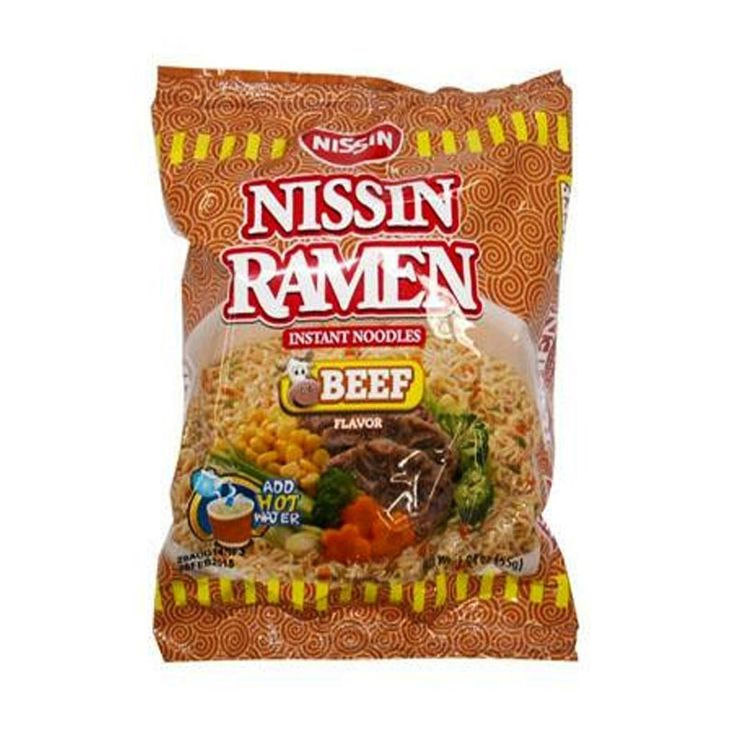 Buy Nissin Ramen Instant Noodles Beef Mini Pack for only P17.85! Order it now at Goods.ph. FREE Shipping within Manila area!