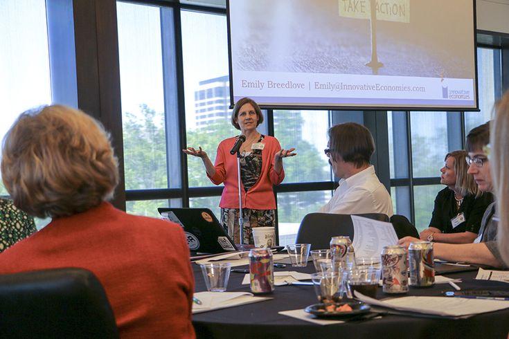 Maximizing Connections at Entrepreneur and Economic Development Conferences