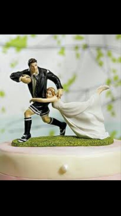 rugby wedding cake toppers 17 best images about birthday things on 19468
