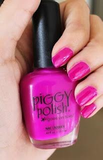 "Piggy Polish ""Strong like Jazz"""