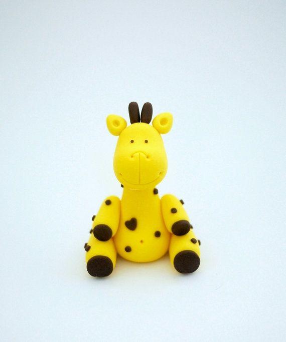 17 Best Ideas About Fondant Giraffe On Pinterest Fondant