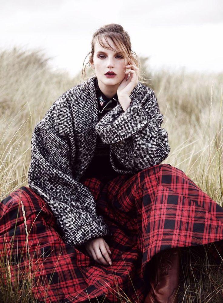 Harper's Bazaar UK - In A Big Country