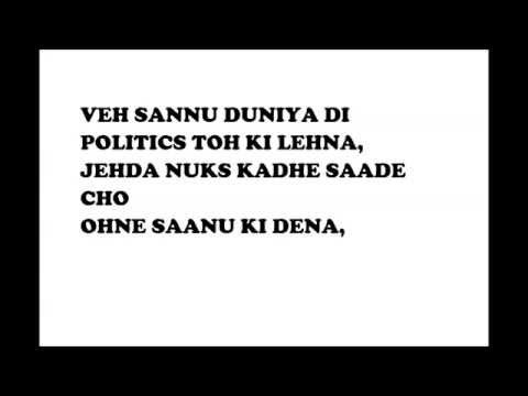 ANKHIYAAN LYRICAL [ Video Song ] Do Lafzon Ki Kahani [ Randeep Hoods , Kaja Aggarwal [ Kanika Kapoor - YouTube