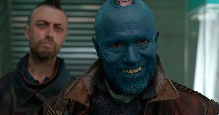 Yondu to Return In Avengers: Infinity War? -- Michael Rooker offers a big hint that he's currently in Atlanta shooting Avengers: Infinity War. -- http://movieweb.com/avengers-infinity-war-cast-michael-rooker-yondu/