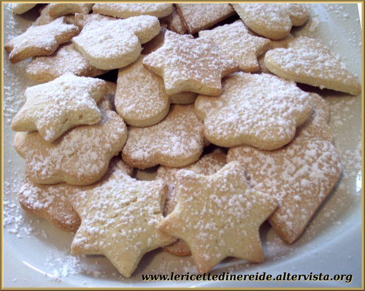 #biscotti alla #vaniglia (con il bimby) delizioni e buoni