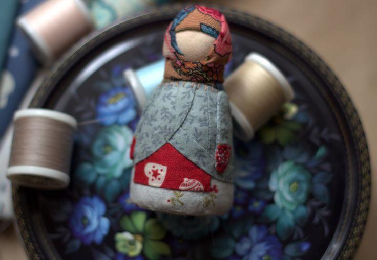 Russian nesting doll, Marusya
