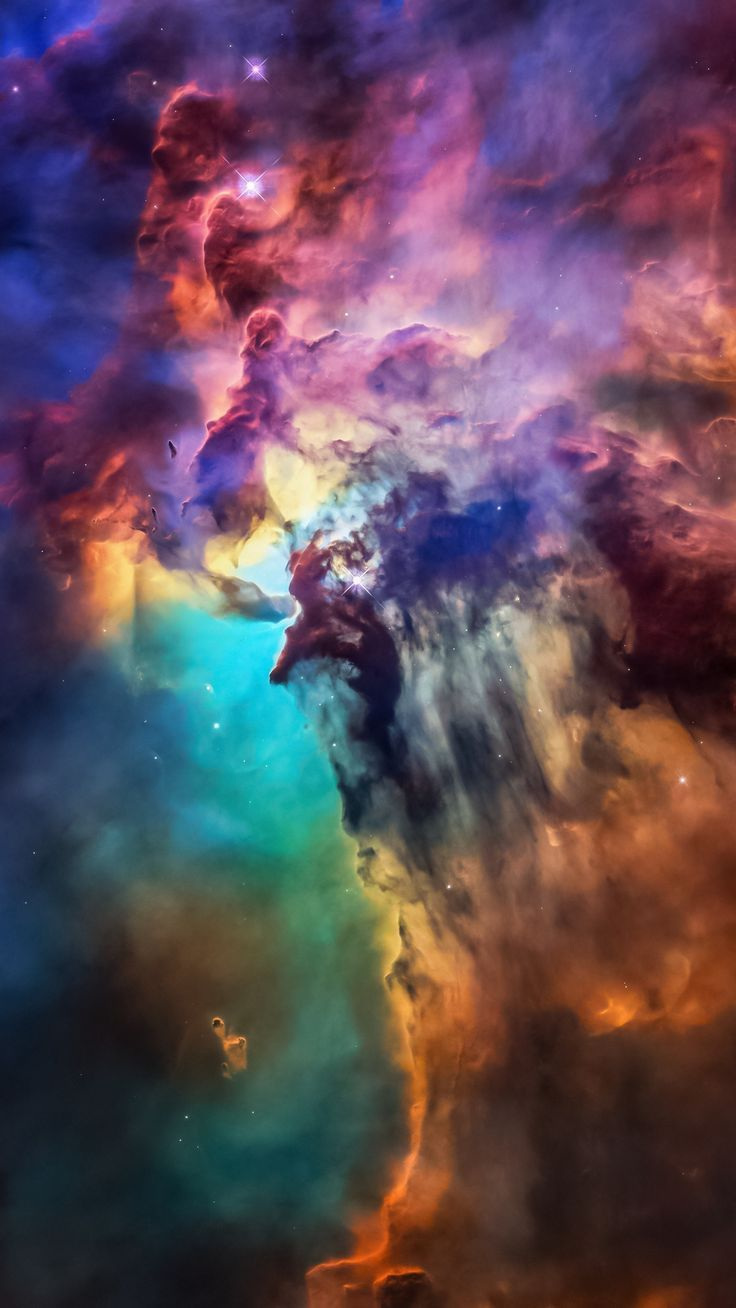 Clouds Cosmos Colorful Space Fantasy 1440x2560 Wallpaper Gundam Wallpapers Cosmos Clouds