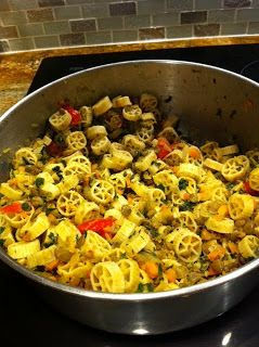 Pasta With Lentils & Kale - I made this and even the kids liked it. It ...