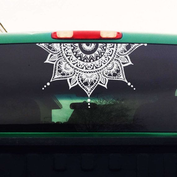 Unique Car Window Decals Ideas On Pinterest Window Decals - Car window decal stickers sports