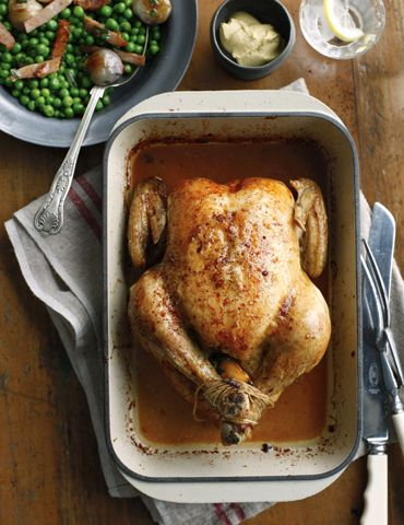 FLIPP Management | Mmmmm perfect roast chicken, styled by Jacque Malouf