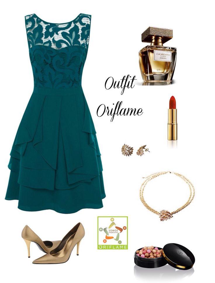 Outfit al puro estilo Oriflame
