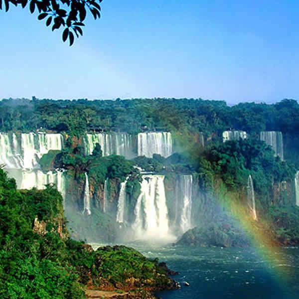 Argentina- Cataratas del Iguazu