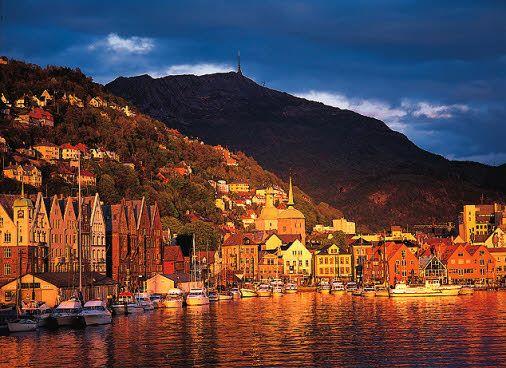 Bergen Tourist Board Willy Haraldsen