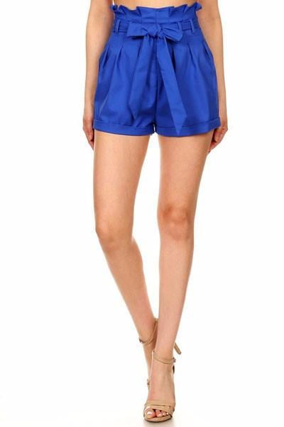 The Blue Oasis Shorts