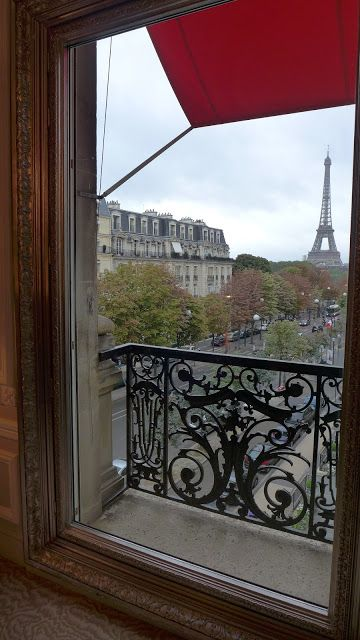 Hotel Plaza Athénée | The Parisian Eye - We're staying here next time. I want this room.  :)))))