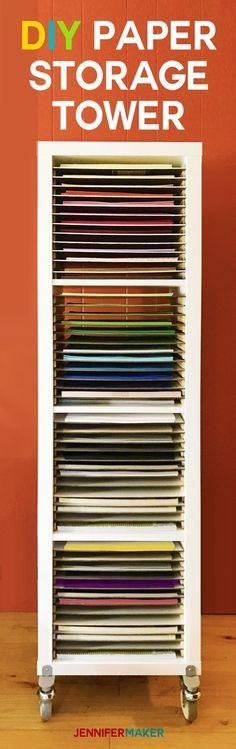 Best 25 scrapbook paper storage ideas on pinterest for Ikea paper storage