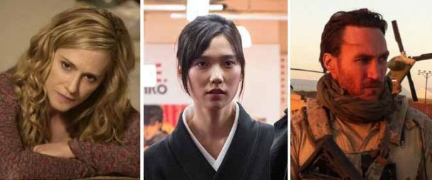 Holly Hunter, Callan Mulvey and Tao Okamoto Join Batman Vs. Superman Cast!