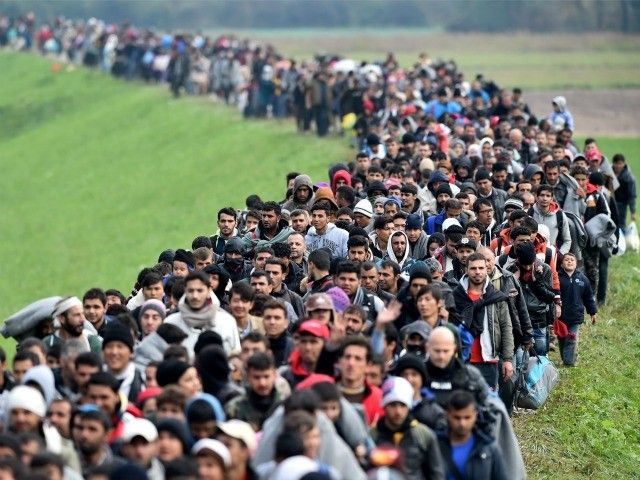 Germany: Syrian Refugee with 4 Wives and 23 Children Claims £320,000 a year in benefits