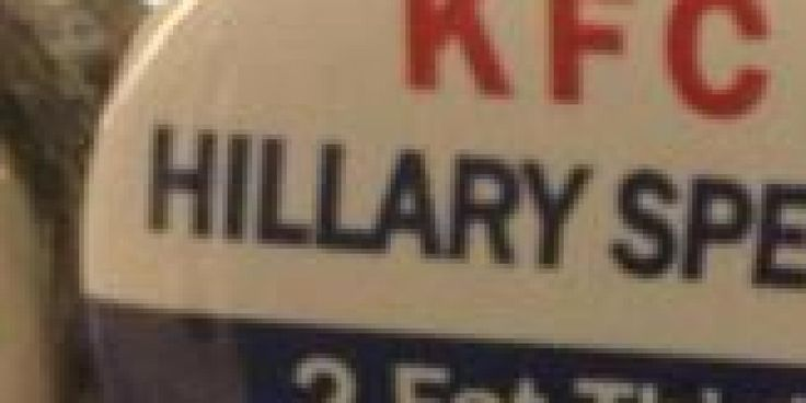 Anti-Hillary Clinton Buttons Reportedly At California GOP Convention Are Just Plain Disgusting