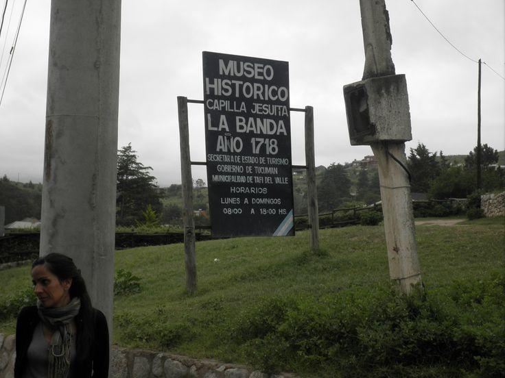 Museo Historico Capilla Jesuita La Banda
