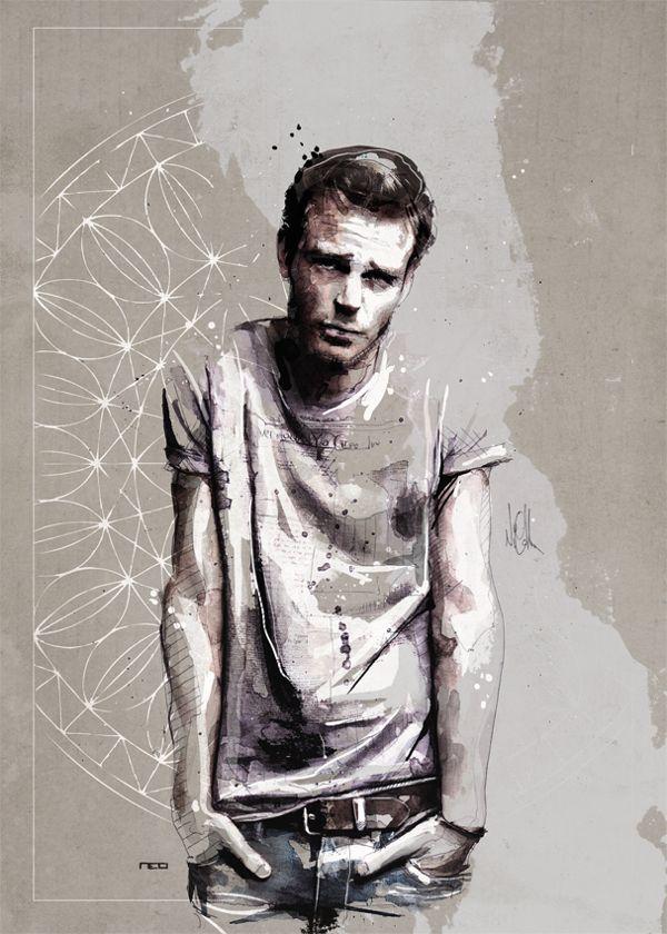 Florian Niclolle - LOOKBOOK on Behance