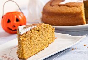 Dýňový koláč (bez mouky)