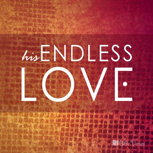 Verses about love