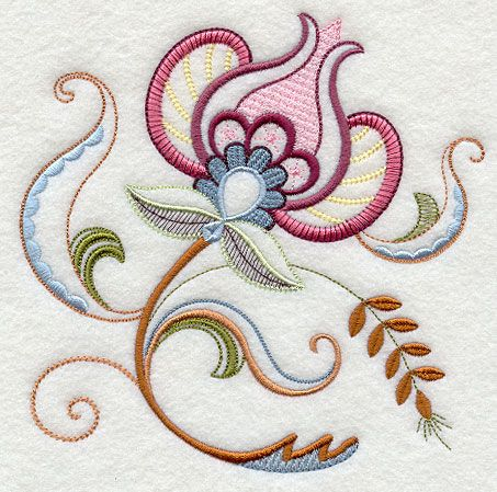 Machine Embroidery Designs at Embroidery Library! - Color Change - E3694