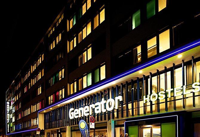 Generator Hostel Copenhagen, Copenhague – Comparez les offres