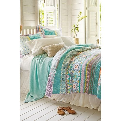 Positano Quilt From Soft Surroundings On Catalog Spree