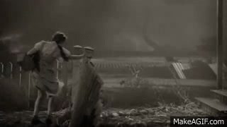 Image result for wizard of oz tornado gif
