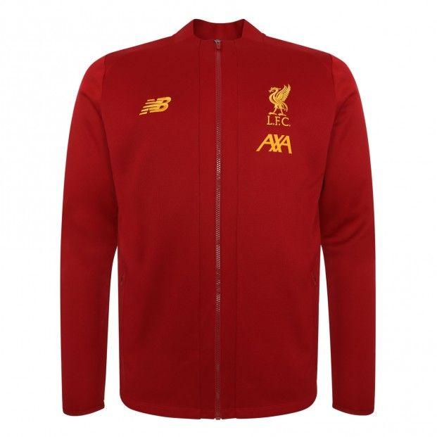 Liverpool FC White Mens Soccer Conninsby Polo Jersey LFC Official