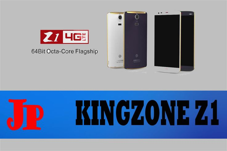 KingZone Z1 – unboxing y análisis completo - en español