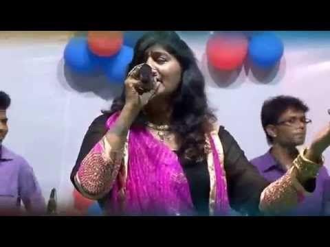 Live gujarati garba song - Navratri 2015 - Rita Dave - Part - 3 ( Dual V...