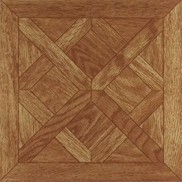 While similar to some of our other wooden patterns, this Classic Wood Diamond Self Adhesive Vinyl Tile can give your home a simple and traditional, yet beautiful look. Consider this pattern or some of our other wooden styles!