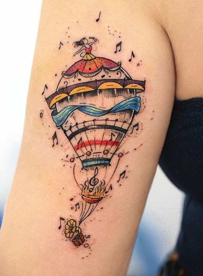 80 Artistic Tattoos By Robson Carvalho From Sao Paulo Tattoo