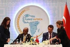 Rwanda & Turkey Sign Cooperation Agreement on Agriculture