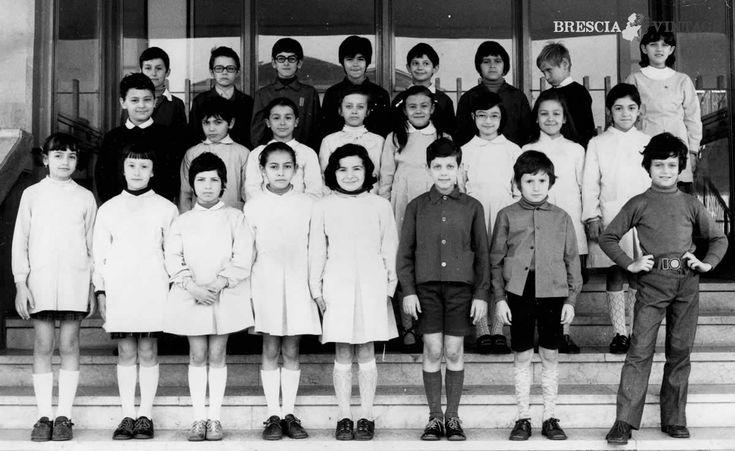 5^B - Scuola elementare Ugolini  - 1973 http://www.bresciavintage.it/brescia-antica/scuole-e-classi/5b-scuola-elementare-ugolini-1973/