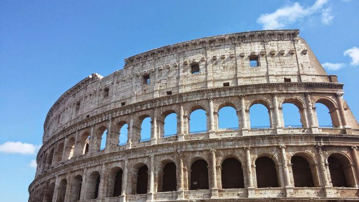 Dolci Mari e Monti  : Un viaggio nel tempo e nel gusto: Roma  - Parte 1